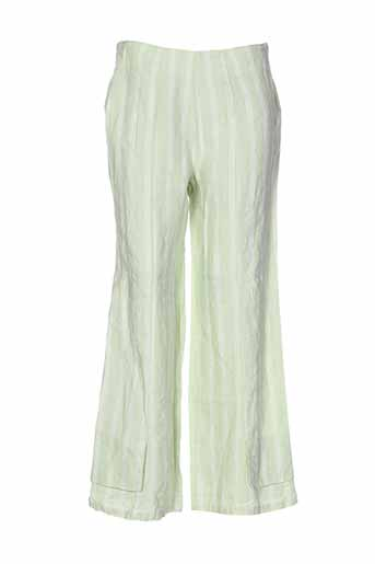 kokomarina pantacourts et decontractes femme de couleur vert
