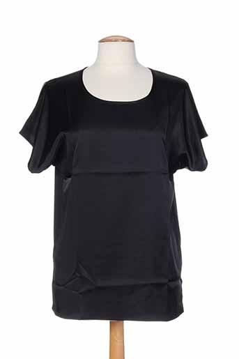 guitard t-shirts / tops femme de couleur noir