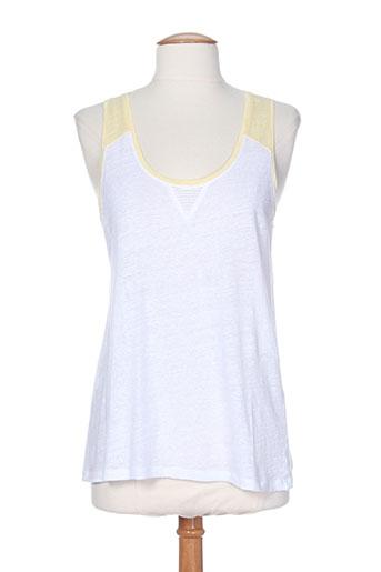 bella jones chemises femme de couleur blanc