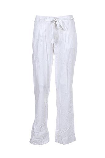 school et rag pantalons et citadins femme de couleur blanc