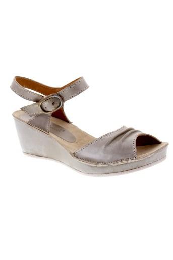 coco et et et abricot sandales et nu et pieds femme de couleur gris