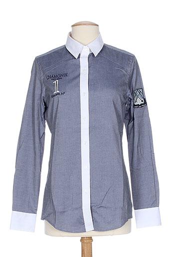vestiaires principaute cannoise chemises femme de couleur gris