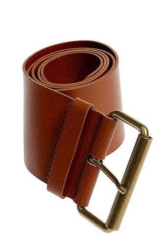 la et fee et maraboutee ceintures femme de couleur marron
