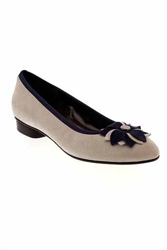 gioiello chaussures femme de couleur blanc