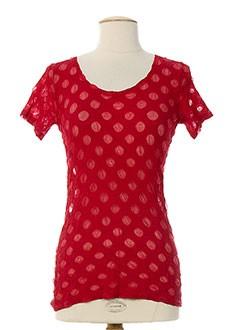 Produit-T-shirts / Tops-Femme-BORIS INDUSTRIES