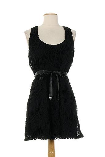 mankoë robes femme de couleur noir