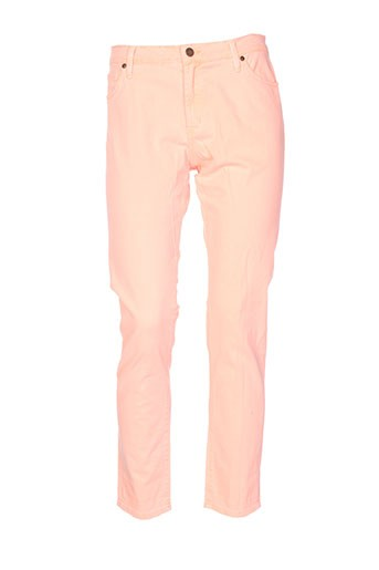 Pantalon casual orange PAUL & JOE pour femme