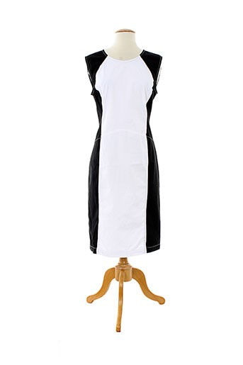 desgaste robes femme de couleur blanc