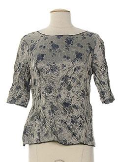 Produit-T-shirts / Tops-Femme-DES FILLES A LA VANILLE