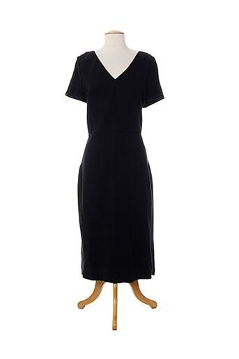 piazza sempione robes femme de couleur noir