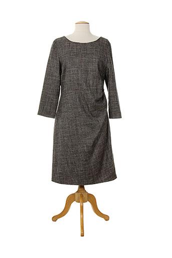 piazza sempione robes femme de couleur marron