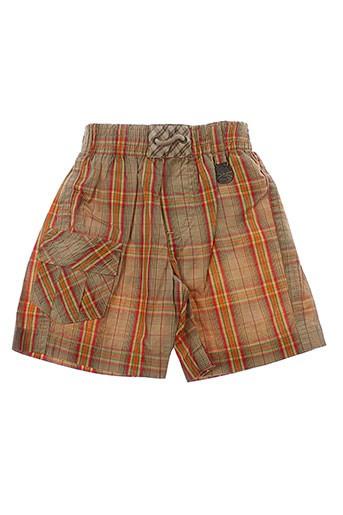 kenzo shorts / bermudas garçon de couleur marron