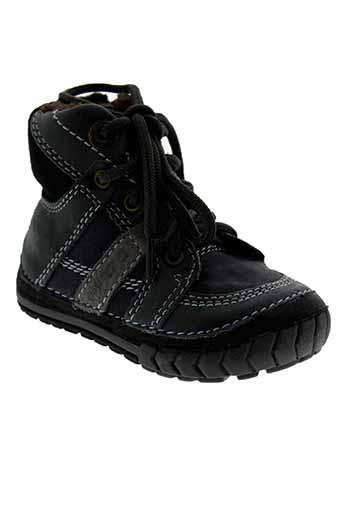 d.d.step chaussures garçon de couleur bleu