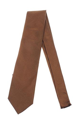 pal zileri accessoires homme de couleur marron