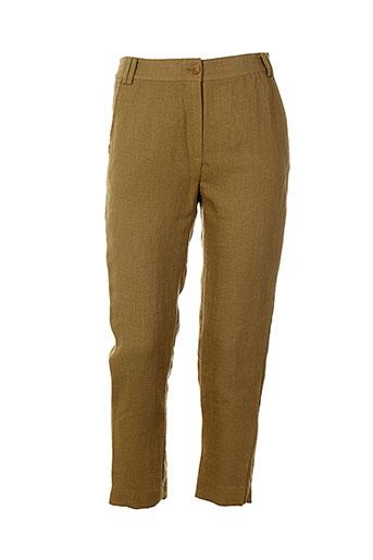 stella et forest pantalons et citadins femme de couleur marron