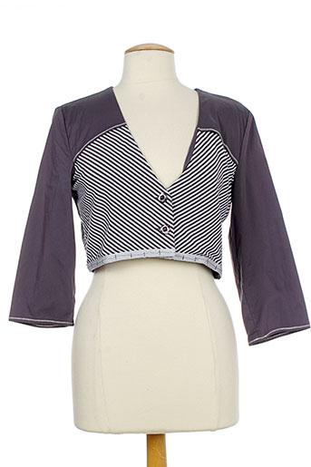 all beautiful vestes femme de couleur violet