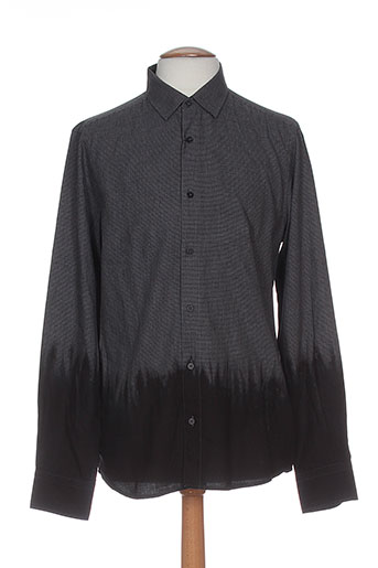 pal zileri chemises homme de couleur gris