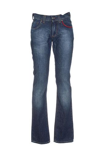 olivier strelli jeans homme de couleur bleu