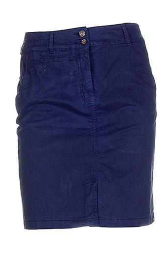 crossways jupes femme de couleur bleu