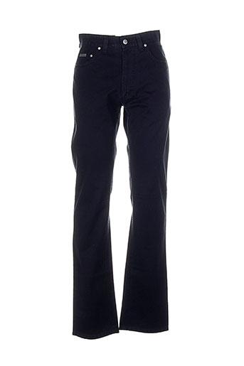 camel active pantalons homme de couleur bleu