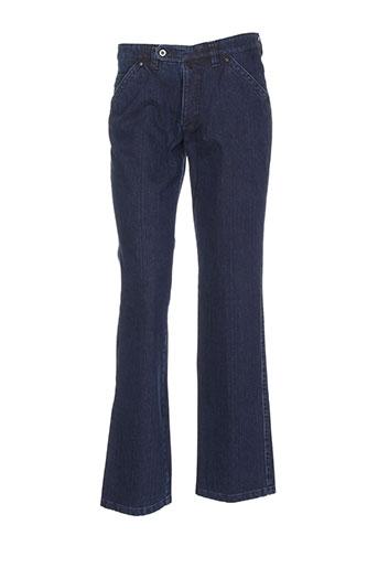 cafone jeans homme de couleur bleu