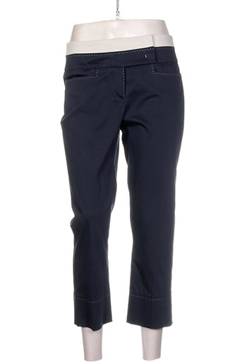 natan pantalons et citadins femme de couleur bleu