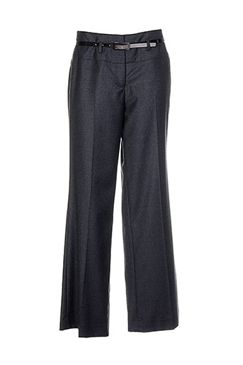 natan pantalons et citadins femme de couleur gris
