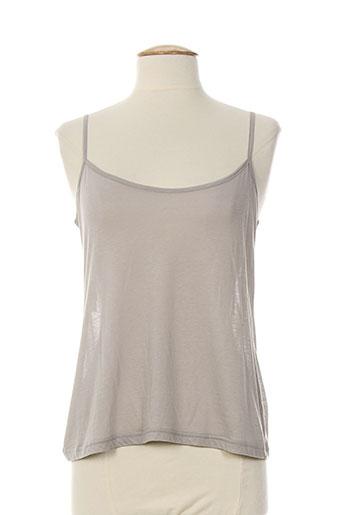 atika t-shirts / tops femme de couleur gris
