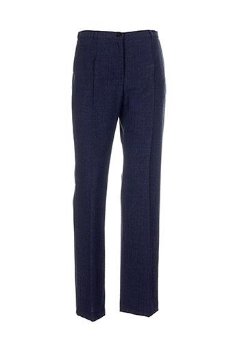 weill pantalons et citadins femme de couleur bleu