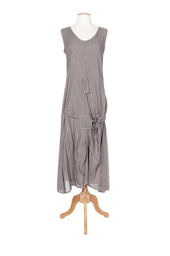 bellocoton robes femme de couleur gris