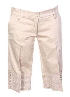 Produit-Shorts / Bermudas-Femme-STRASS