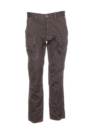 my et pants pantalons et decontractes femme de couleur marron