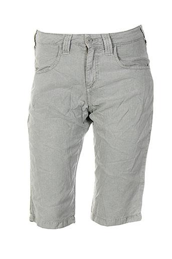 desgaste shorts / bermudas femme de couleur gris