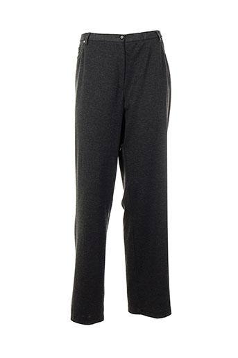 impulsion pantalons et decontractes femme de couleur gris