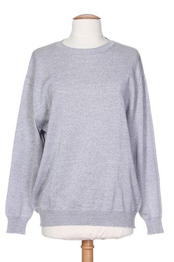 golden goose deluxe brand pulls femme de couleur gris