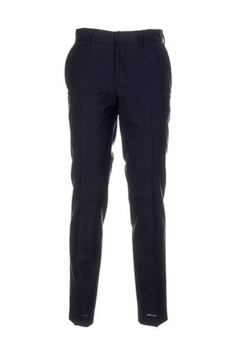 filippa k pantalons homme de couleur noir