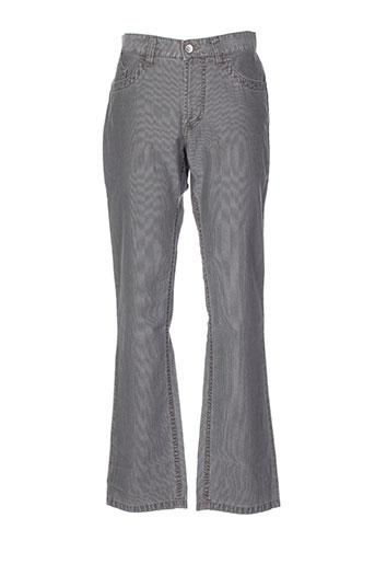 camel active pantalons femme de couleur gris
