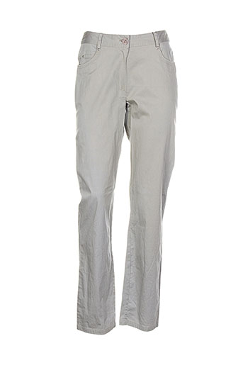 les marins de jac jac pantalons femme de couleur vert