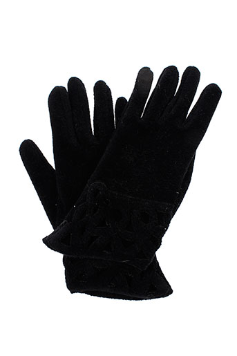 ganteb's accessoires femme de couleur noir