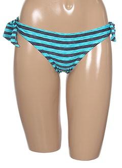 Bas de maillot de bain bleu OAKLEY pour femme