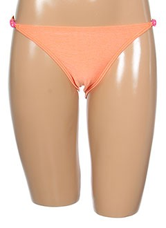 Bas de maillot de bain orange OAKLEY pour femme