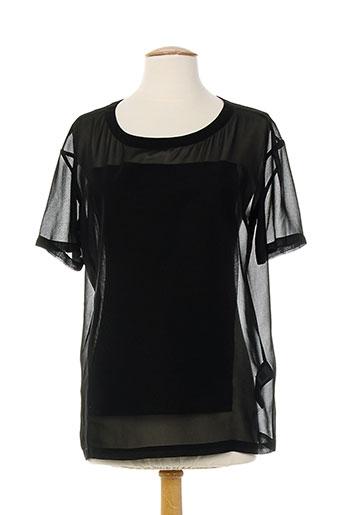 costume national chemises femme de couleur noir