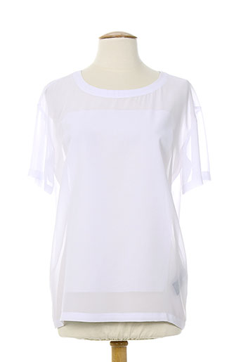Top blanc COSTUME NATIONAL pour femme