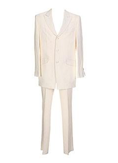 Costume de ville blanc PRIVATE LABEL CEREMONY pour homme