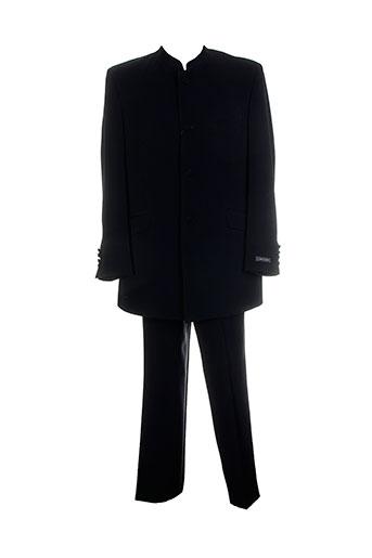 buccino costumes homme de couleur noir