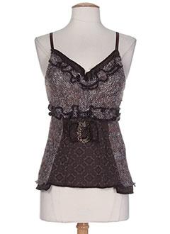 Produit-T-shirts / Tops-Femme-ZONE BLEUE