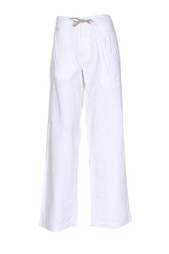 blend pantalons et decontractes homme de couleur blanc