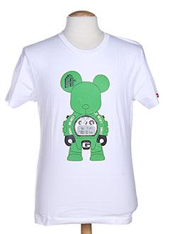 Produit-T-shirts-Homme-ART TOY
