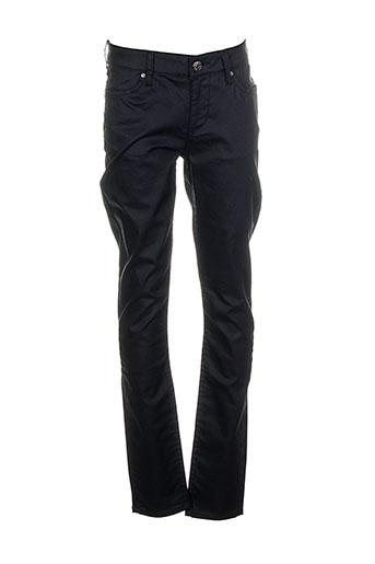 pablo et gerard et darel pantalons et decontractes femme de couleur noir