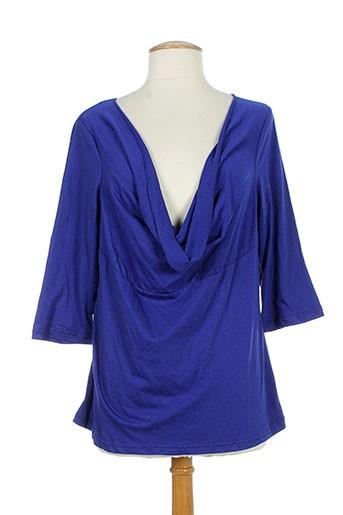 bla-bla t-shirts / tops femme de couleur bleu